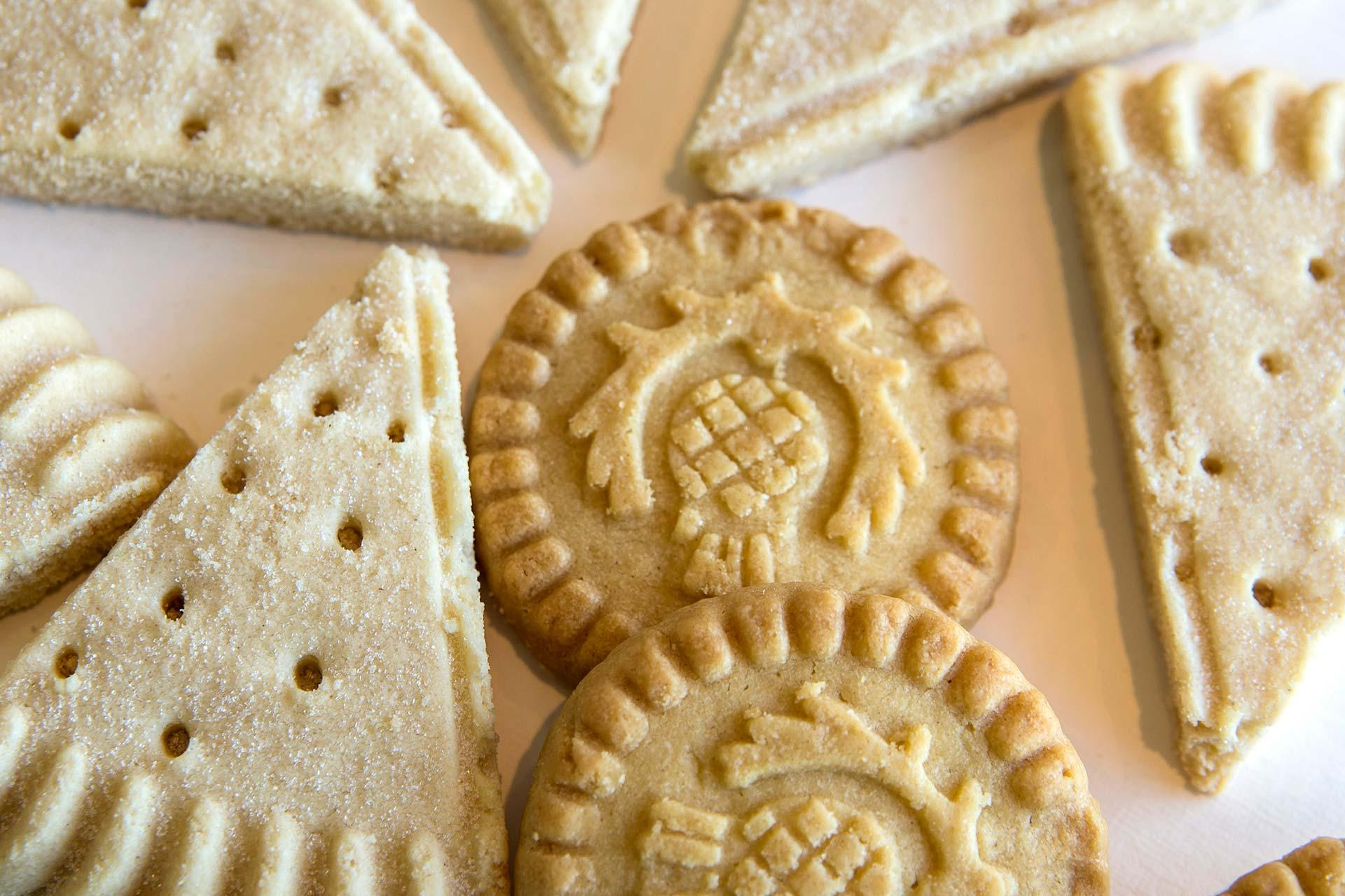 Image result for traditional English shortbread