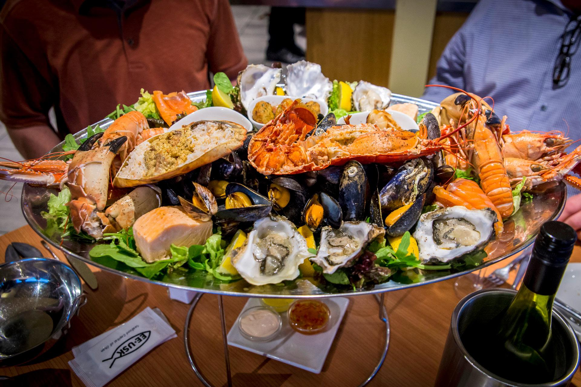 drink scotland seafood oban scottish platter traditional restaurant ee visitscotland usk famous themed standard source shack explore close