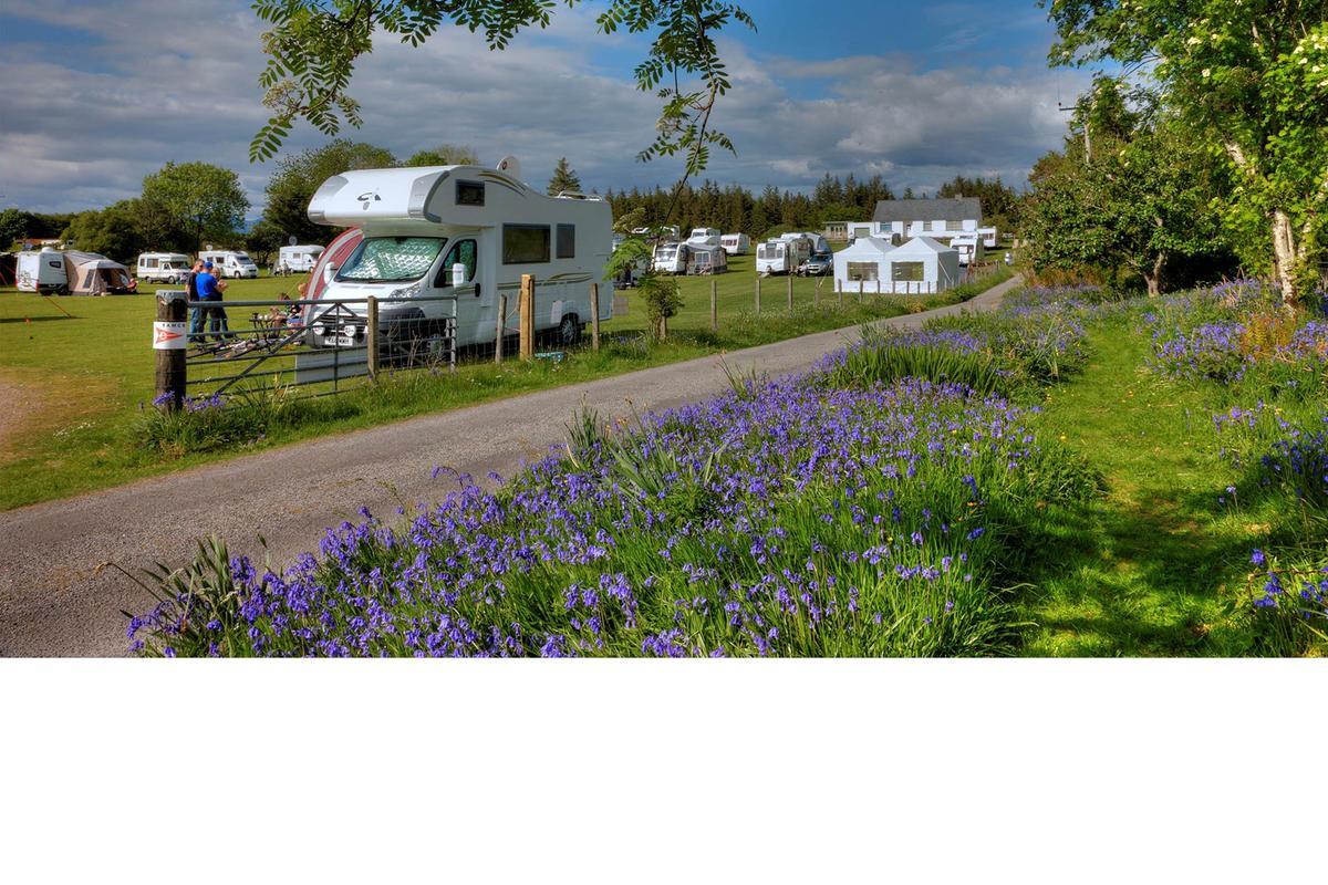 Campsites, Holiday Parks & Caravan Parks in Scotland