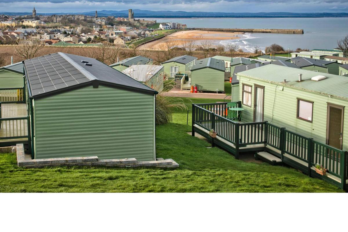 Campsites Holiday Parks Caravan Parks In Scotland Visitscotland