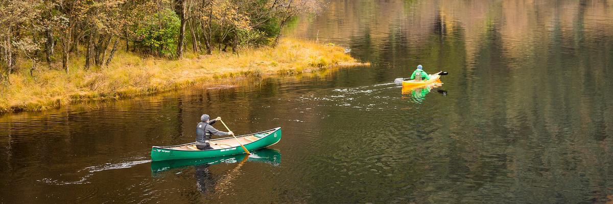 Canoeing & Kayaking in Scotland | VisitScotland