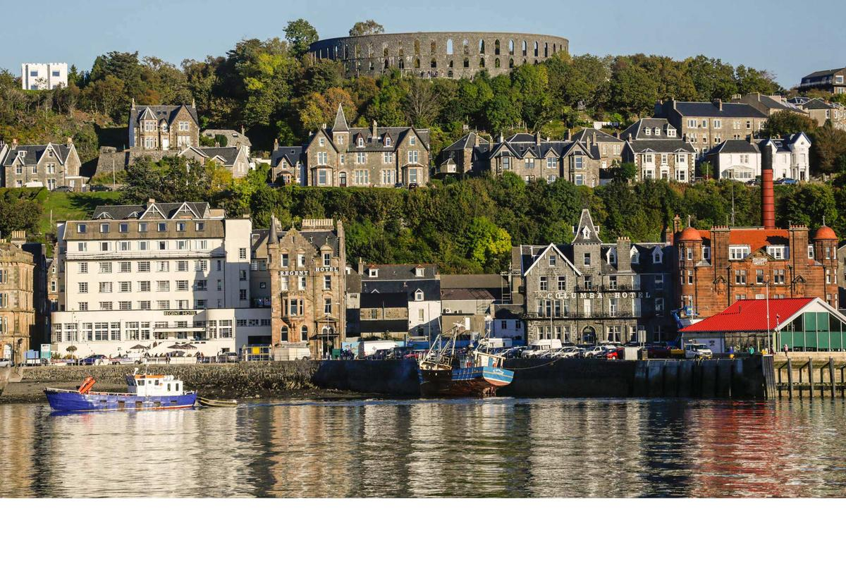 Oban - Holidays & Things to Do | VisitScotland
