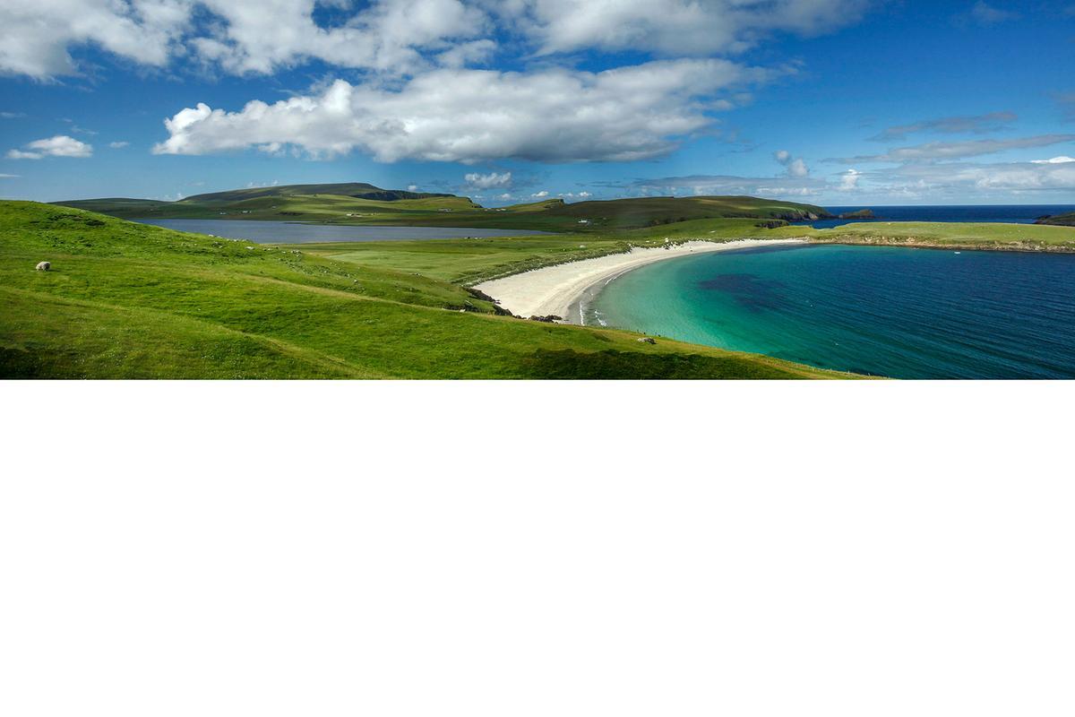 Scotland S Shetland Islands