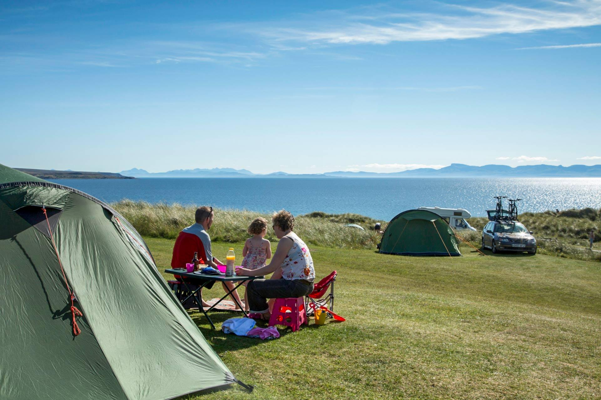 12 Accommodation Ideas for a Family Adventure Holiday