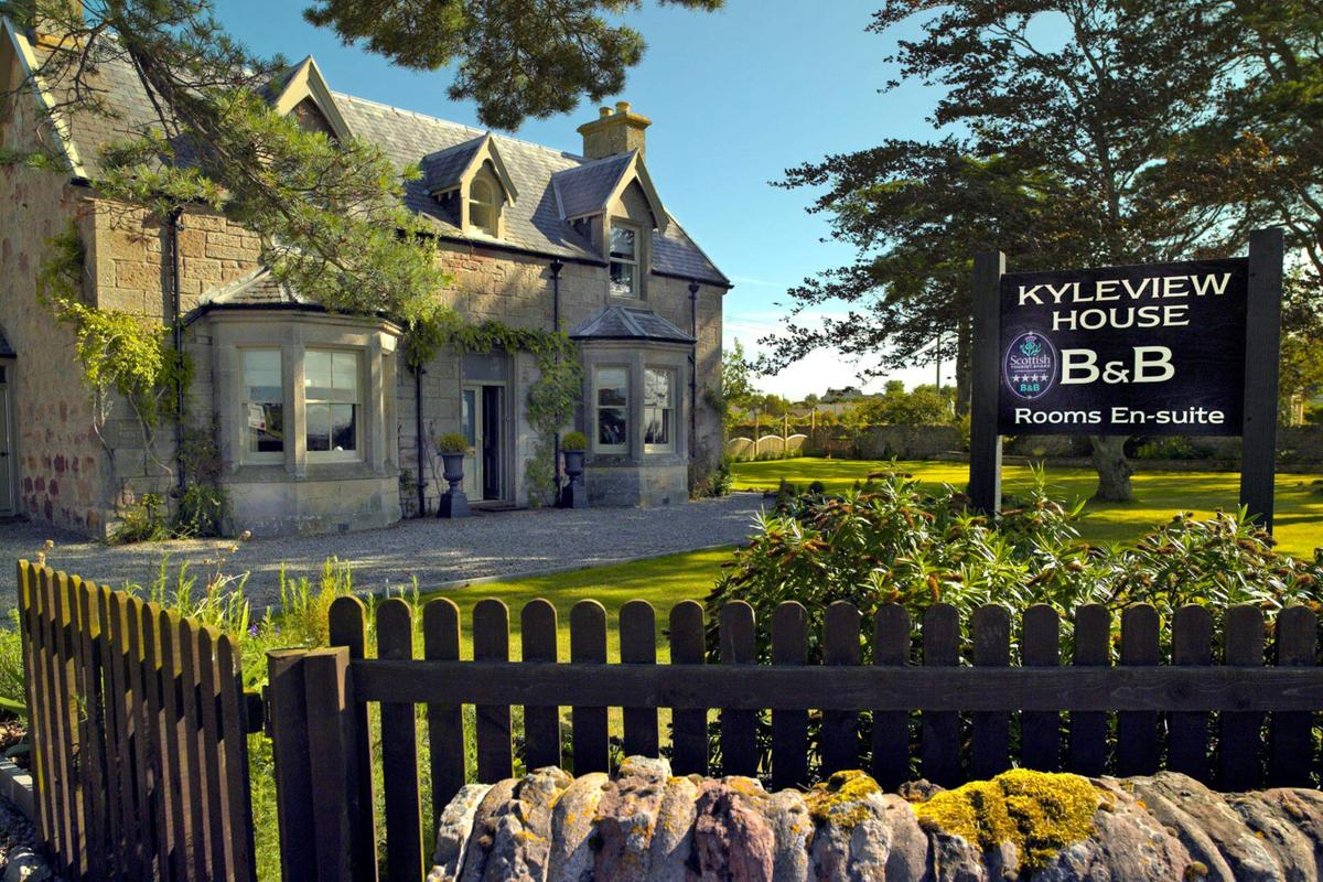 Kyleview House Bed and Breakfast Dornoch