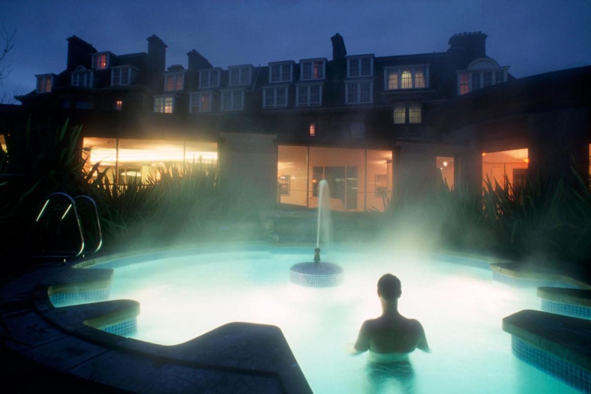 Gleneagles Hotel Perthshire