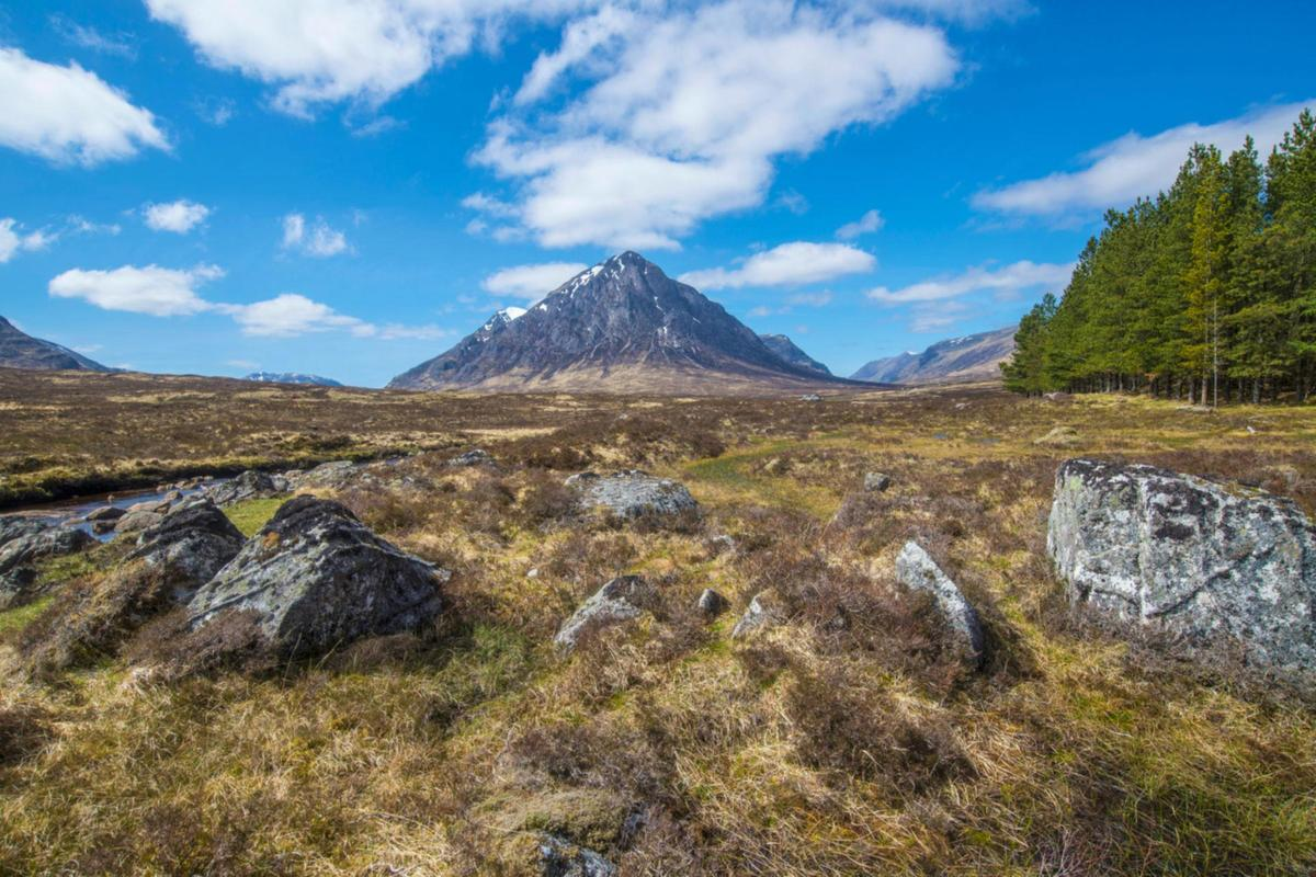 Skyfall and James Bond - Filming Locations   VisitScotland