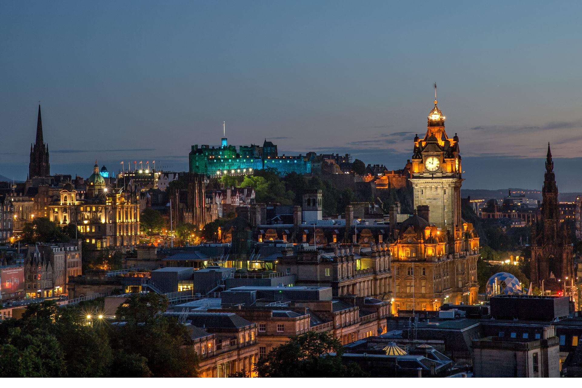 Wedding  >> 2 Days in Edinburgh - Weekend Itinerary | VisitScotland