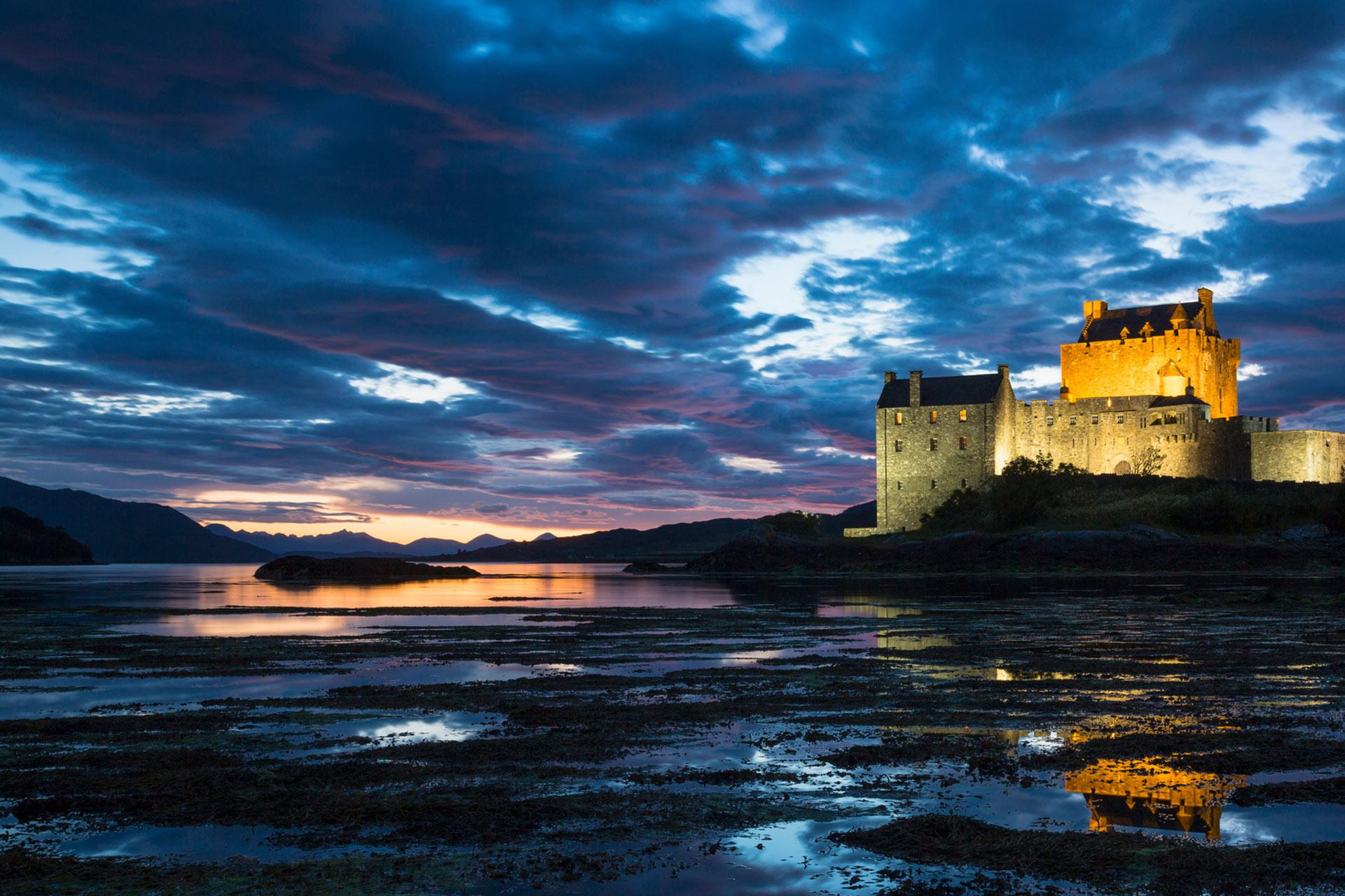 Castles In The Highlands 4 Day Itinerary Visitscotland