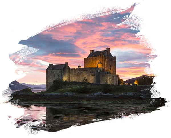 Eilean Donan Castle, Kyle of Lochalsh