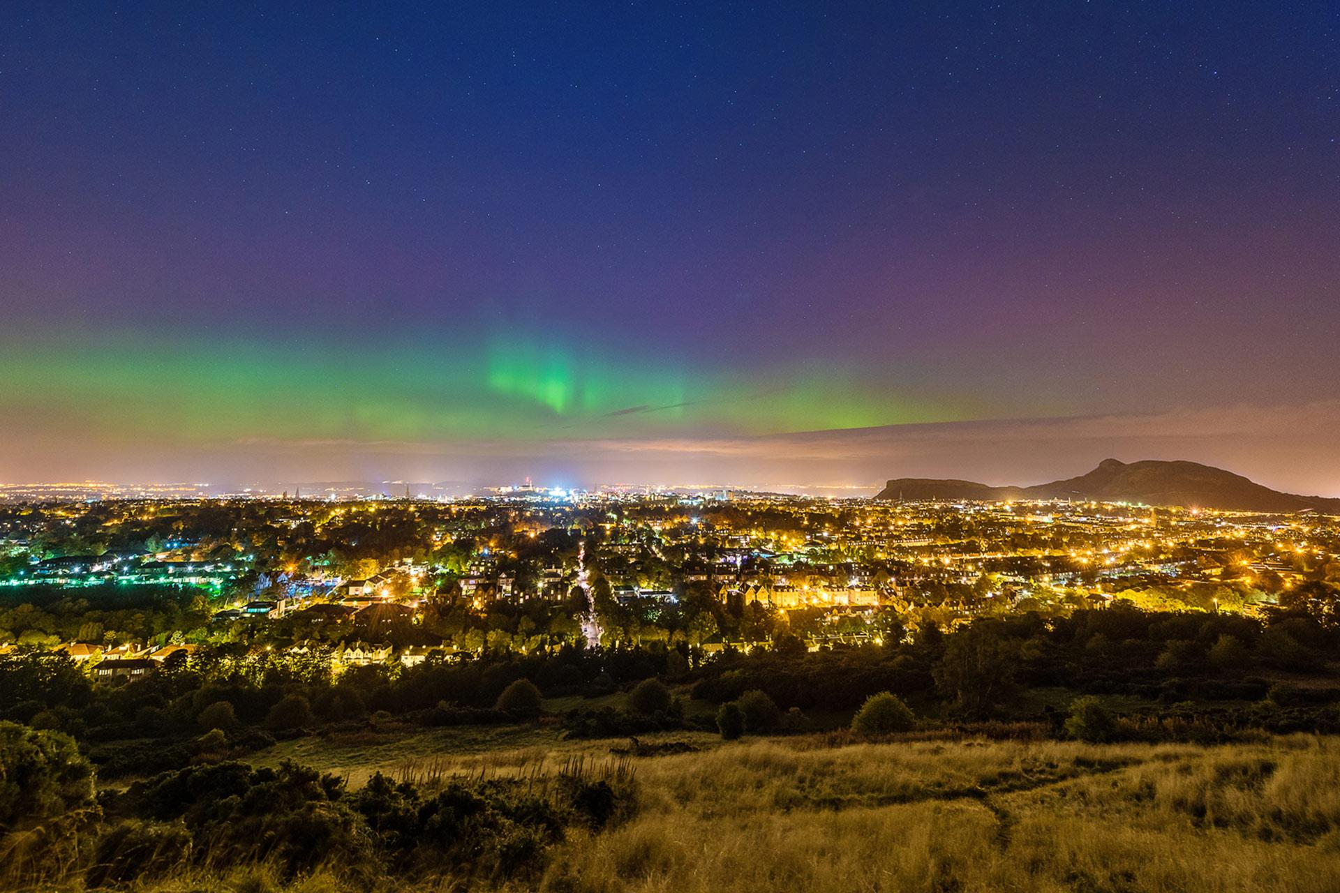When To See Northern Lights In Scotland My Northern Lights