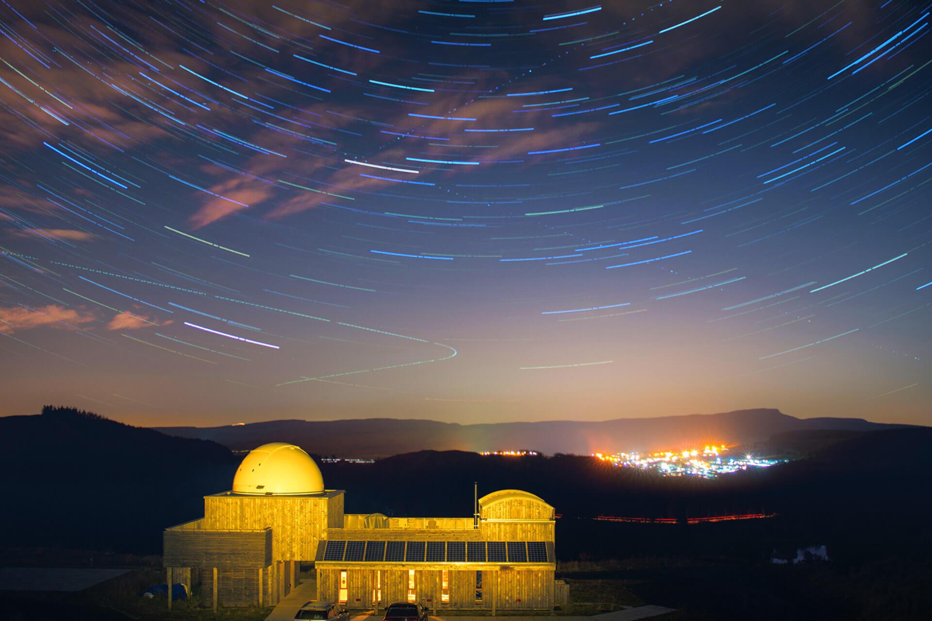 dark sky parks discovery sites in scotland visitscotland