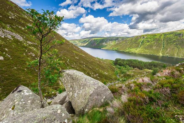 Loch Muick in the Cairngorms National Park © A.Karnholz-Fotolia