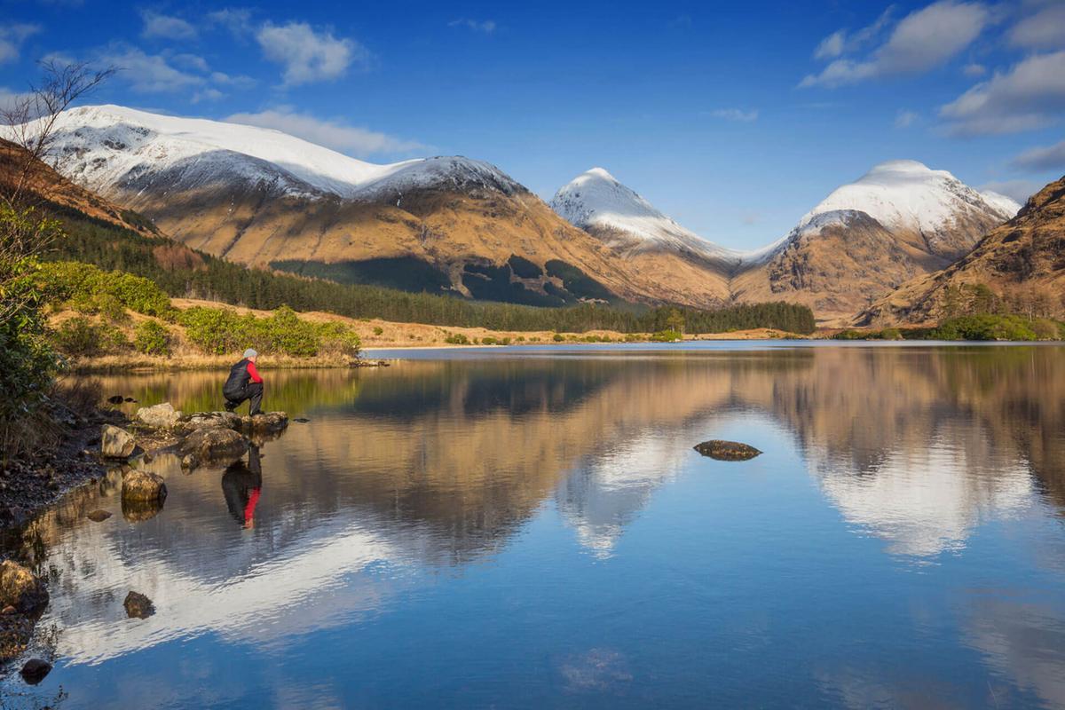 Scottish Landscapes, Scenery & Nature Spots