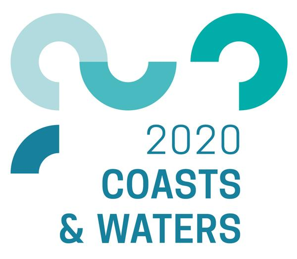 Year of Coasts and Waters logo