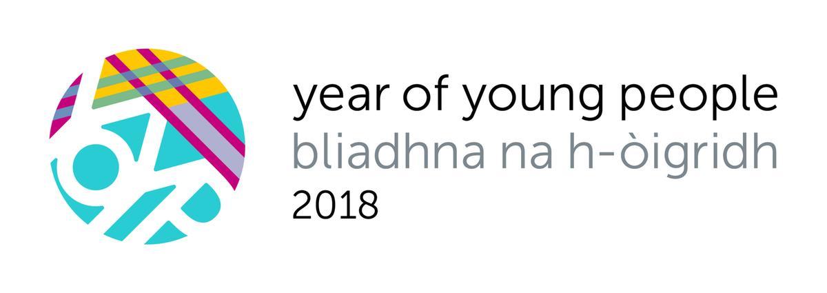 Logo dell'Anno della Gioventù