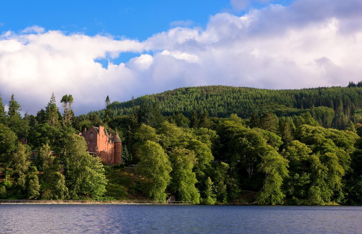 Fonab Castle, Pitlochry