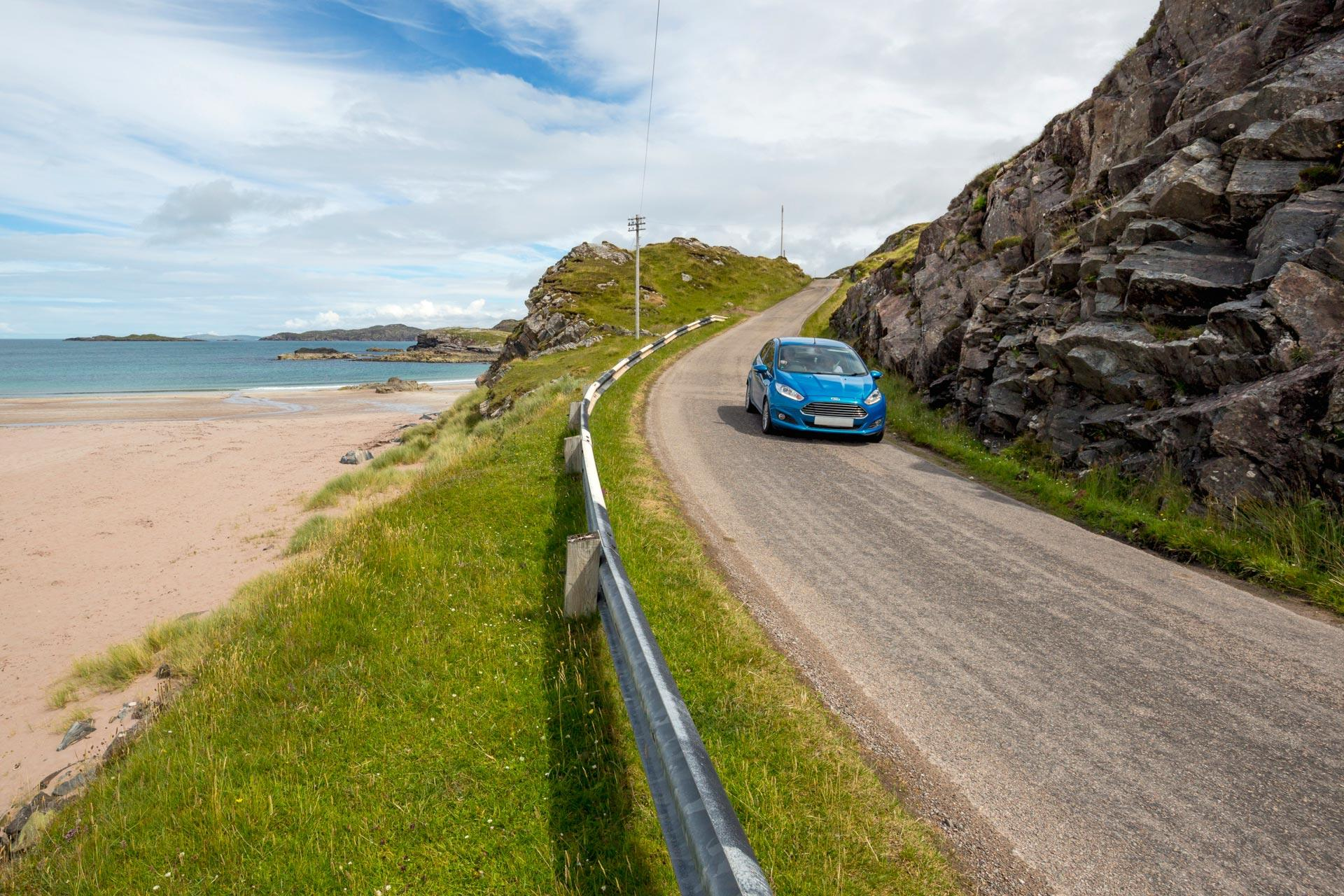 Driving In Scotland Speed Limit Licences Car Hire