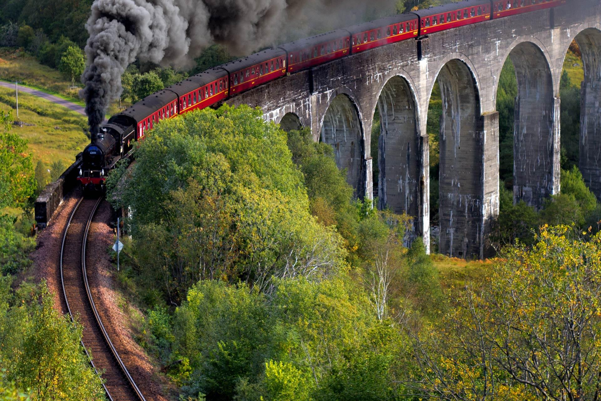 Train Holidays Amp Railways Tours In Scotland Visitscotland