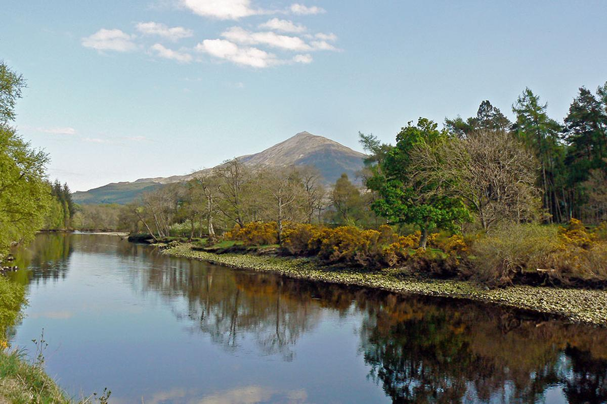 Schiehallion, image © Fran Lockhart – Schiehallion – managed by the John Muir Trust