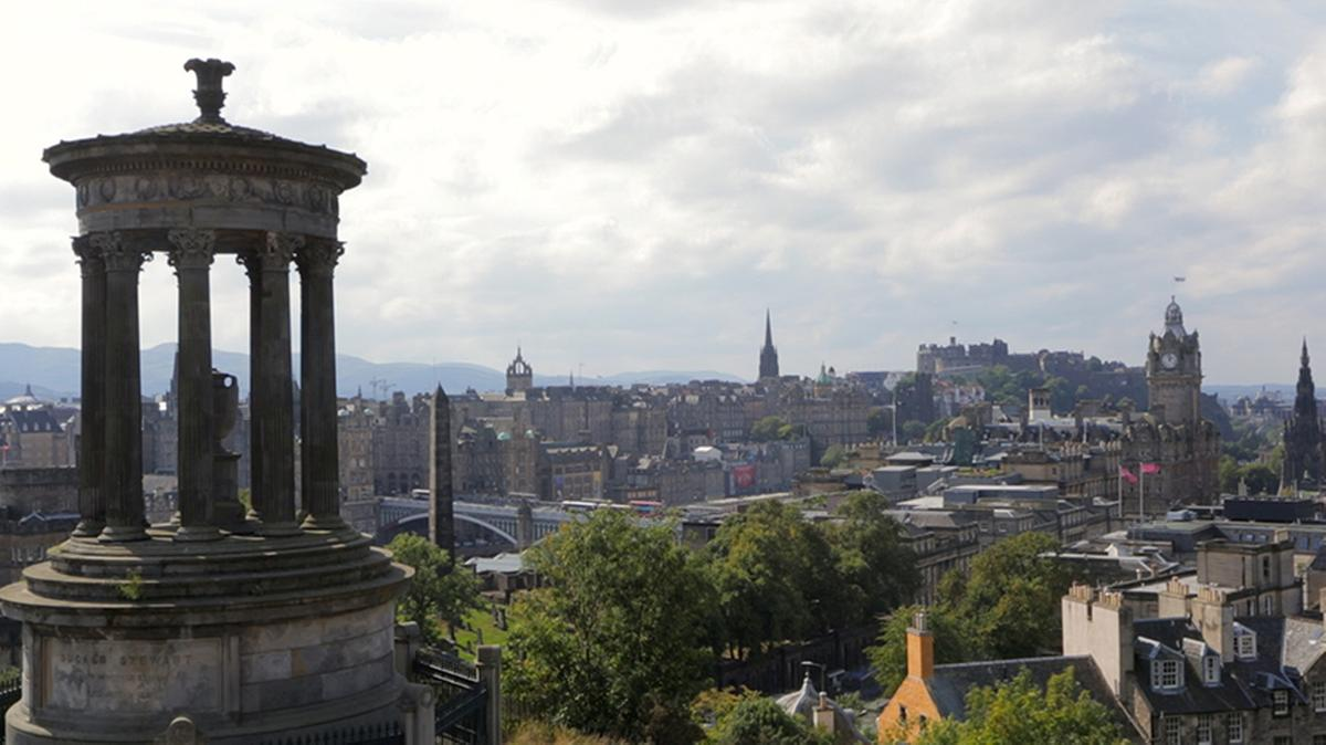 Edinburgh Holidays City Weekend Breaks Visitscotland