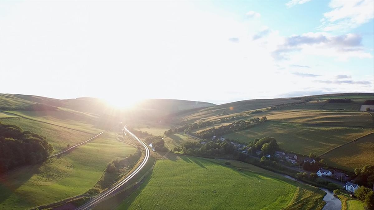 Scottish Borders Things To Do Accommodation Amp Travel