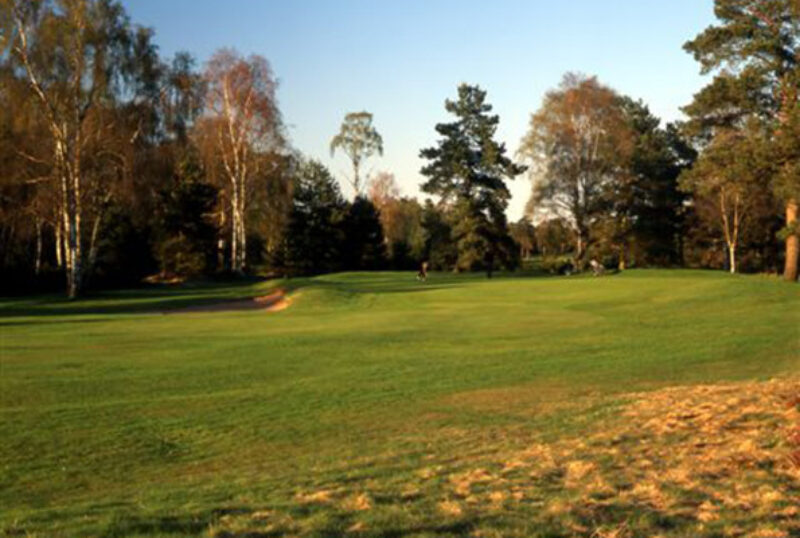 Blairgowrie Golf Club Fairway
