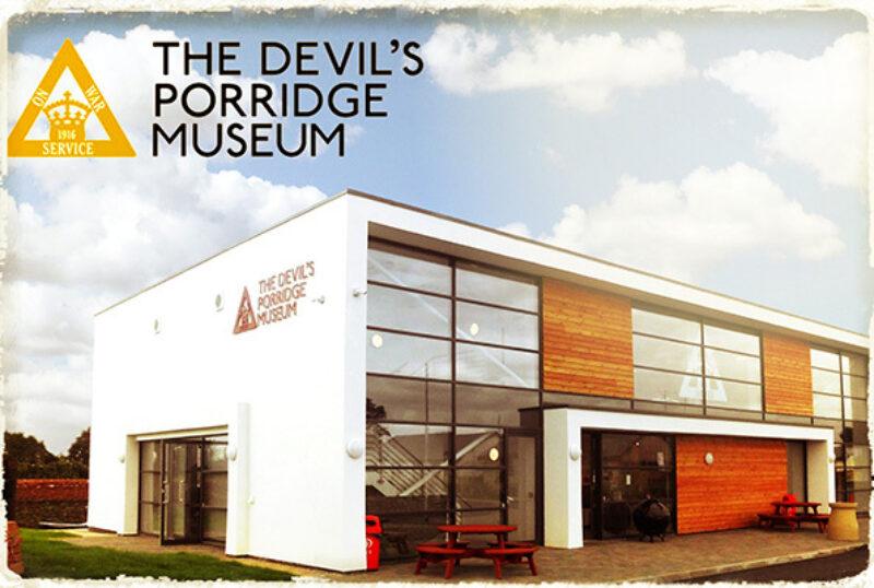Devil's Porridge Exterior