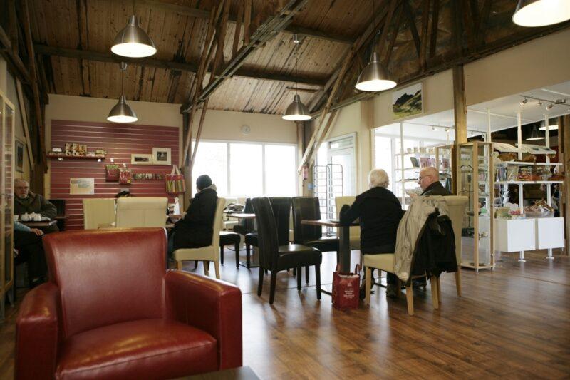 Auchindrain Tearoom