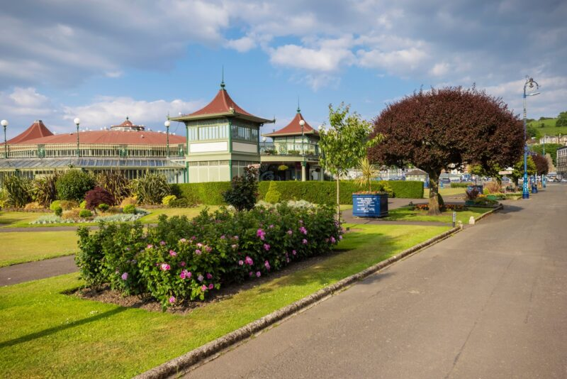 Isle Of Bute Discovery & VisitScotland Information Centre, Rothesay esplanade