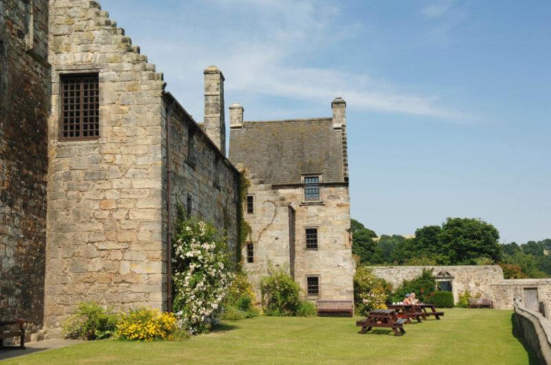 Aberdour Castle Aberdour Fife