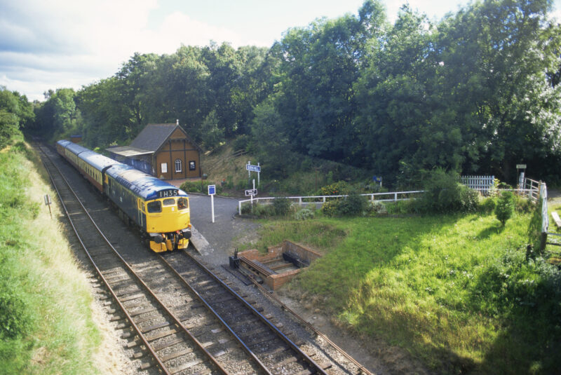 Boness and Kinneil Railway