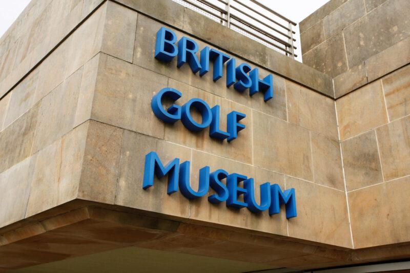 Exterior Of The British Golf Museum St Andrews 2