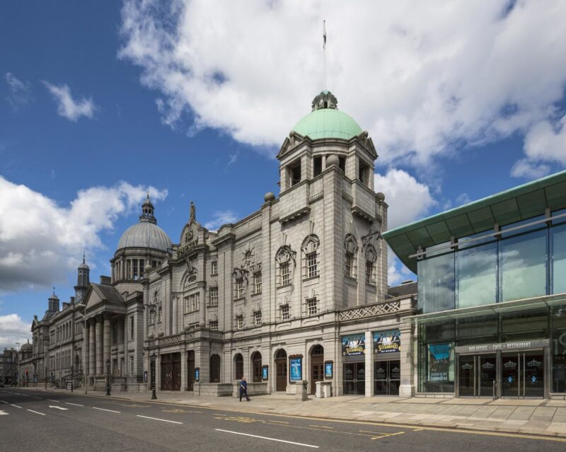 His Majestys Theatre In Aberdeen