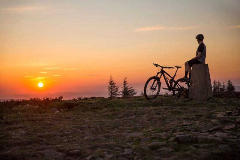 Professional Mountain Biker Ruaridh Cunningham At 7Stanes Innerleithen2
