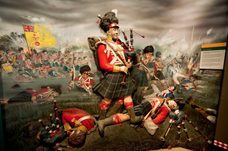 The Gordon Highlanders Museum Aberdeen