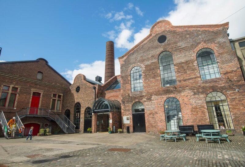 The National Mining Museum Midlothian