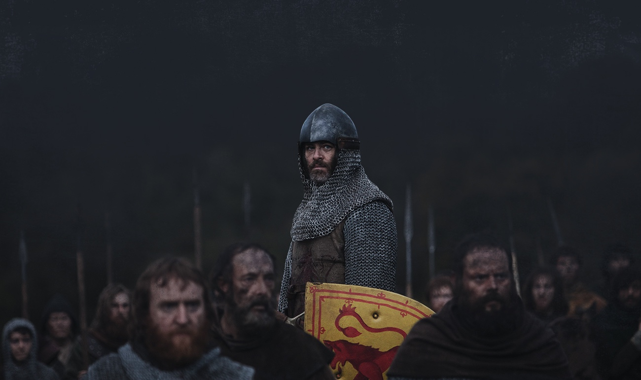 Outlaw King still