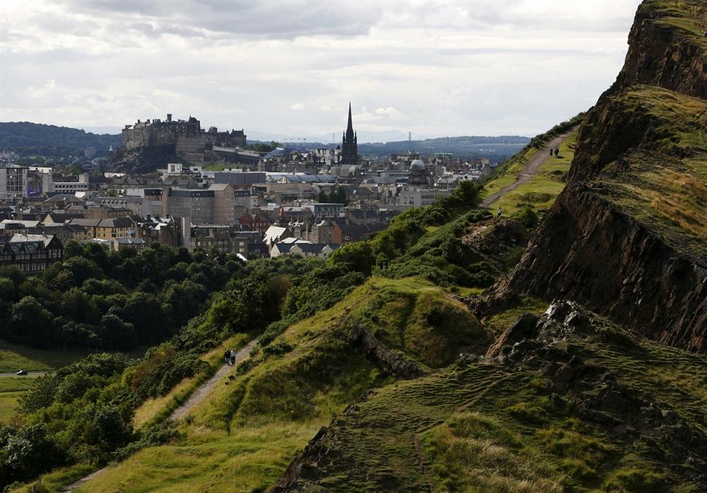 arthur's seat edinburgh picnic spots scotland