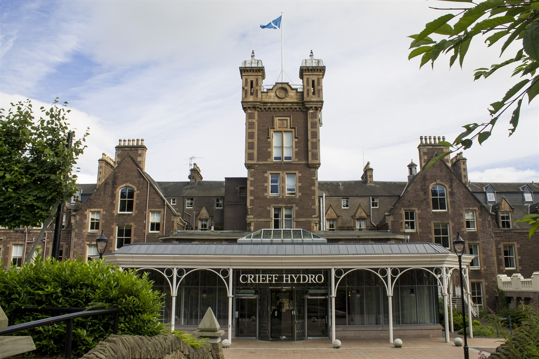 Crieff hydro hotel and leisure resort crieff hotel - Hotels in perthshire with swimming pool ...