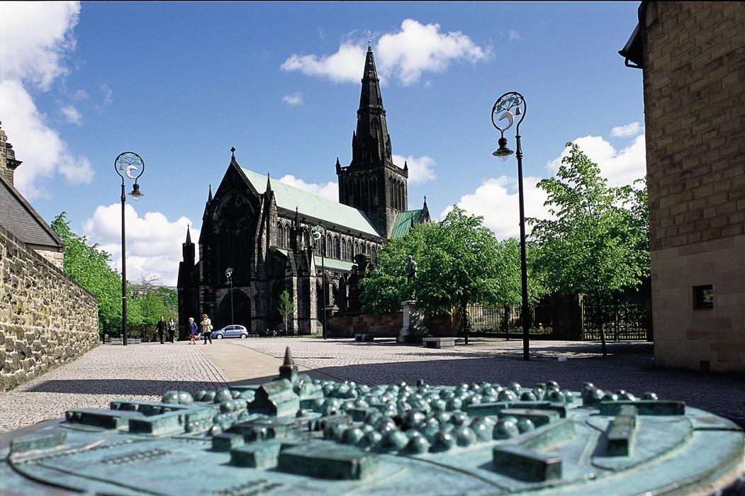 Glasgow Cathedral, Glasgow – Churches, Cathedrals & Abbeys ... | 1051 x 700 jpeg 720kB