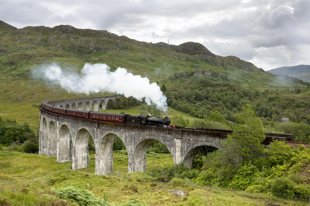 Glenfinnan Monument and Viaduct, Scotland - YouTube |Glenfinnan Scotland