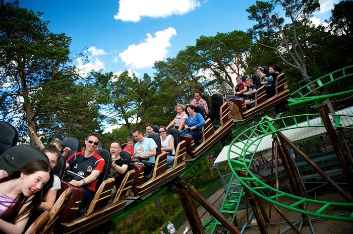 Landmark Forest Adventure Park, Carrbridge – Parks