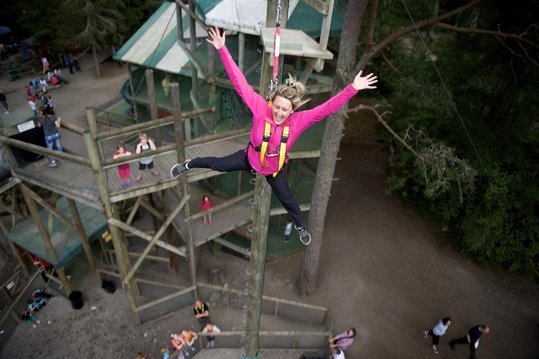 Landmark Forest Adventure Park Visitscotland