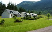 Glen Nevis Luxury Lodges,  Highland Lodges and Forestry Houses, at the foot of Ben Nevis