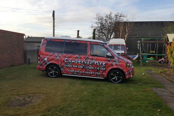 Campervan, Motorhome & Caravan Hire in Scotland | VisitScotland