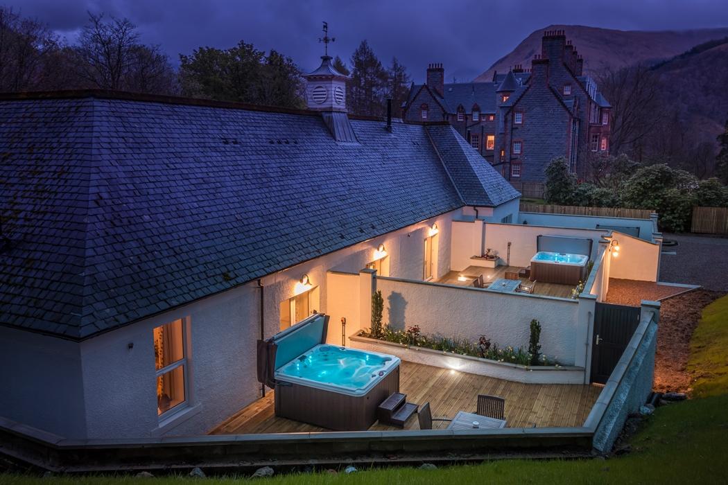 Glencoe House Glencoe Luxury Hotel Visitscotland