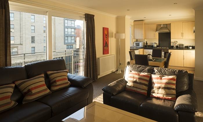Fountain Court Apartments - Harris, Edinburgh - Serviced ...