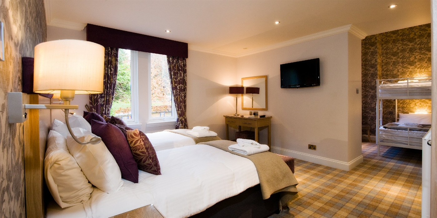 Crieff Hydro Hotel And Leisure Resort Crieff Hotel