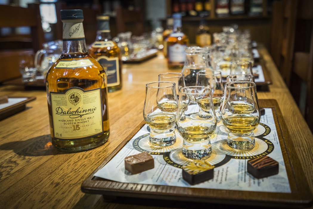 Dalwhinnie Distillery Visitor Centre Amp Whisky Shop